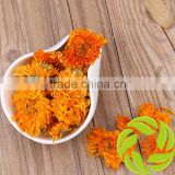 Super china detox herbal tea calm down golden marigold fresh flower tea anti-inflammatory jin zhan hua sleep herbs tea