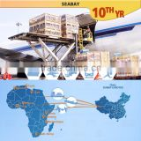 best air freight shipping services forwarder from china to accra ghana