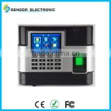 Widely Used High Quality Security Card Reader Time Attendance Machine Fingerprint +RFID card