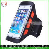 Silicone armband led armband for running armband phone 6