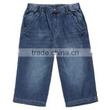 summer boy casual denim jeans 3/4 shorts mid-waist cropped Kid children half pants jeans wholesale                                                                         Quality Choice