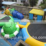 2015New big Inflatable Water Park Equipment, Giant Inflatable Water Games for Adult, Inflatable Water Park                                                                         Quality Choice