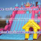 The most popular outdoor giant inflatable slide, inflatable water slide, inflatables SP-SL080