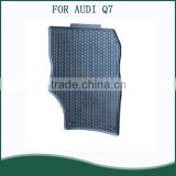 Wholesale Customized Anti Skid Eco-friendly PVC Rubber Car Floor Mats For AUDI Q7