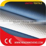 More Than 11 Years Experience No Adhesive or Binders Polypropylene Material Mix Woodpulp Nonwoven Fabric