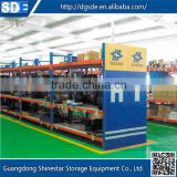 China wholesale websites heavy duty storage warehouse rack / warehouse metal stacking rack