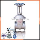 WCB Russian Standard Flanged Gate Valve