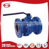 Ball Structure Kelly Cock Valve High Temperature Temperature of Media three-way motorized L type ball valve s