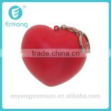 2014 New Product Custom Anti Stress Cheap Gift Items Heart Keychain
