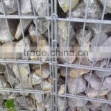 high quality welded gabion/hesco barrier /stone basket wall manufacturer,supplier