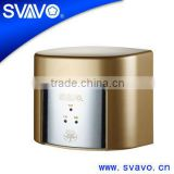 Automatic Hand Dryer Stand Type High Speed Air Double Power Restroom V-182