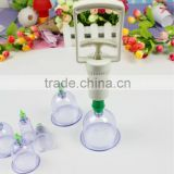 MK-C21 6 Cups High Quality Vacuum Cupping Apparatus Cupping Device Pull Out a Vacuum Apparatus