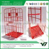 new year promotion disassembly storage roll cage pallet trolley                                                                         Quality Choice