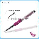 ANY Rhinestone Skinny Nylon Hair Nail Art Products Nail Tool Paiting Brush