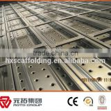 Q195 Scaffolding Metal Plank with Aluminium Portable Stage & Plateform Stairs
