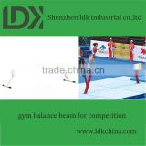 Gym equipment hot sale gymnastics balance beam