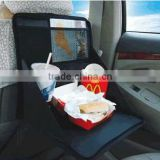 car foldable organizer notebook tray back seat organizer