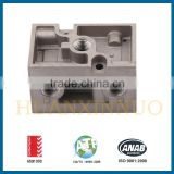 precision machining aluminum die casting parts for machinery spare parts                                                                         Quality Choice