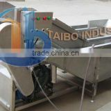 High pressure vegetable fruits washer used for small scale industries machines                                                                         Quality Choice