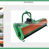 2015 hot sale CE cow straw bale feed cutting hay pellet machine