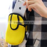 Fancy mobile phone arm bag phone bag with arm strap Arm bags arm sleeve bag armband neoprene custom arm sleeves