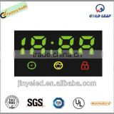 Small led digital clock display desk clock digital timer led display digital alarm clock led display