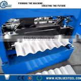 Cold Roof Rolled Formed Galvanized Profile Corrugated Roof Sheet Roll Forming Machine For Africa Market