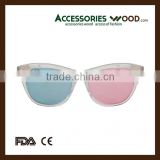 hot new design sunglasses fashion wood sunglasses with acetate arms custom logo for wood sunglasses
