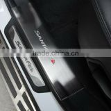 aluminum door sill for santafe IX45