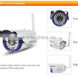 Cheap ONVIF Waterproof Security IP Camera H.264 Motion Detection outdoor ptz ip camera poe onvif