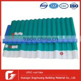 flame retardant Good quality royal type roofing tile/pvc roof sheet/plastic cover roofing