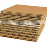 brown packaging Corrugated moving carton Boxes for shipping electronic product ,plastic product