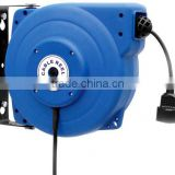 Autoloaded air hose reel/cable winding drum-L145