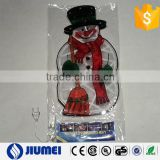 Factory 3D Acrylic snowman/outdoor decoration/led motif light
