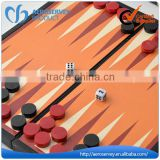 Travel game chess plastic backgammon checkers