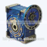 Motor Reducer . Double Shafts Large Helical Gear Motor Reducer . Aluminium Alloy RV Series worm gear motor reducer