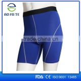 2015 Wholesale Sport Fitness Leggings Compression Clothing Sport Men's Running Shorts