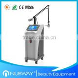 30W RF tube new medical laser system Co2 cutting & Fractional Co2 & VRL Vaginal tightening co2 laser