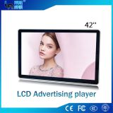 42 inch wall mount led commercial digital signage player advertising display with WIFI