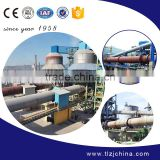 Low energy consumption chemical rotary kiln with CE ISO SGS