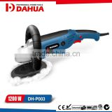 electric wet sander dual action car polisher with 1200w