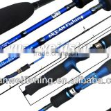 High quality Carbon Material Light Action SP559 graphite fishing rod blanks
