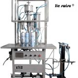 Inquiry about Spray paint filling machine