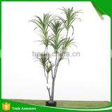 artificial green ornamental plant sago cycas for indoor and outdoor