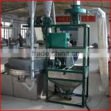 Flour stone mill corn flour mill machinery with factory price