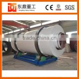 4 ton industry use silica sand rotary dryer/quartz sadn dryer machine factory from China