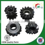 High quality and low price spiral bevel gears for motorcycle, atv, utv, cars