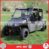 800cc 4x4 4 seats UTV with EPA&EEC