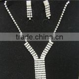FASHION jewelry sets,strass rinstone necklace sets, fashion jewelry sets,wedding jewlery sets