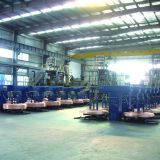 Upward Continuous Casting System for Oxygen-free Copper Rod